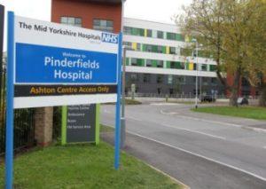 Pinderfield Hospital
